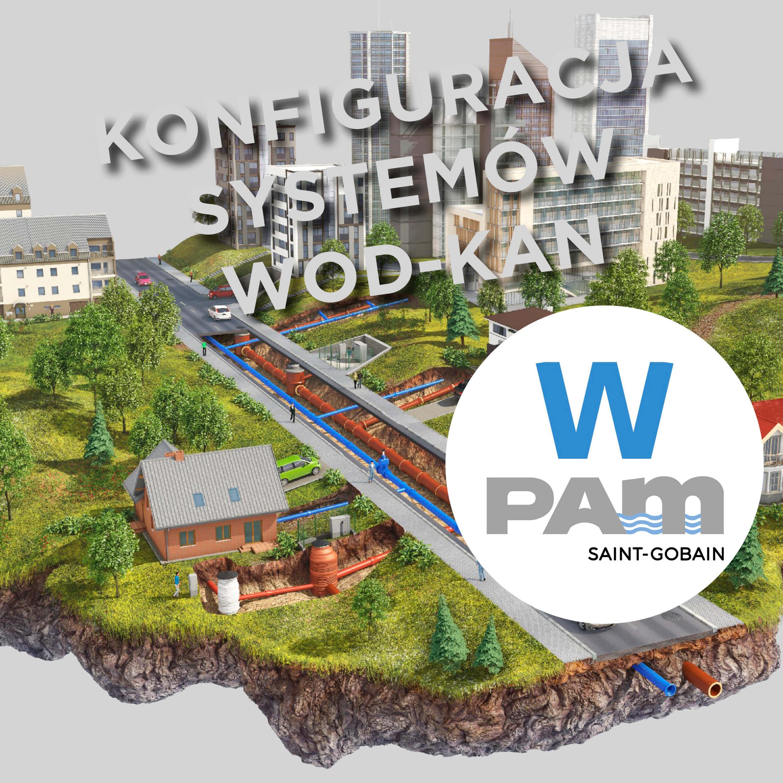 Aplikacja Wirtualny PAM Saint-Gobain PAM