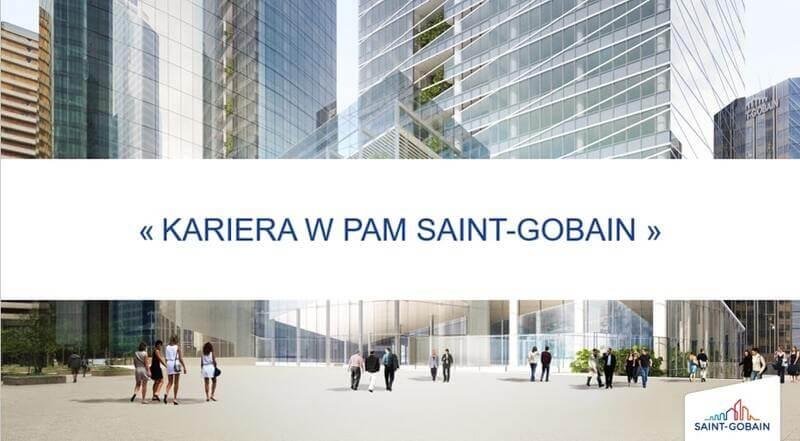Kariera w Saint-Gobain PAM