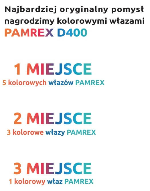 Nagrody kolorowe włazy z żeliwa sferoidalnego PAMREX D400