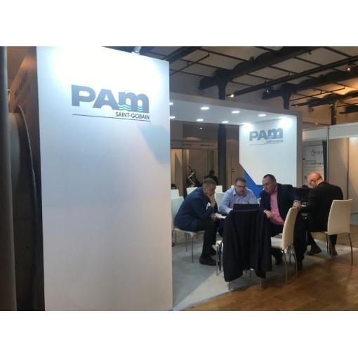 Kongres WOD-KAN-EKO 2019 - stoisko Saint-Gobain PAM