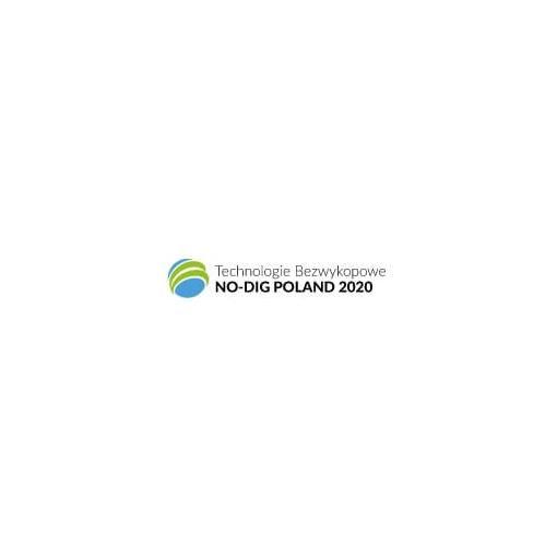 Logo NO-DIG Poland 2020