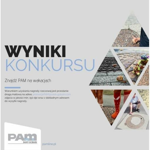 Rozstrzygnięcie konkursu fotograficznego Saint-Gobain PAM 2020
