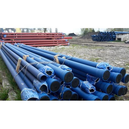 System rur i kształtek do wody BLUTOP z żeliwa sferoidalnego – Goleniów, ul. Maszewska
