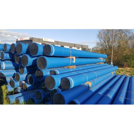 System rur i kształtek do wody NATURAL z żeliwa sferoidalnego – Kielce, ul. Witosa