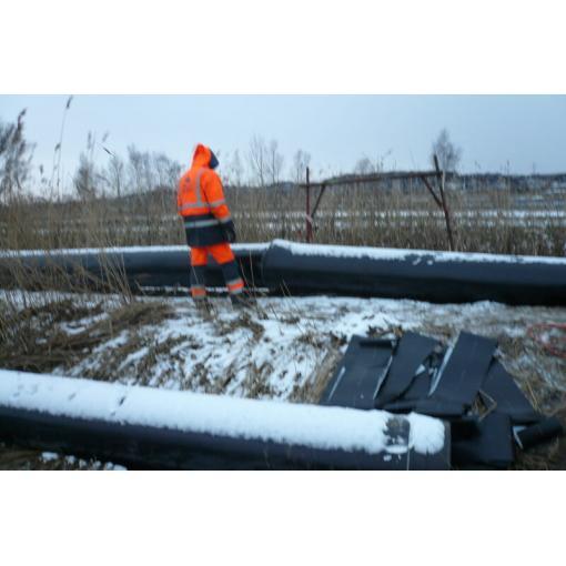 System rur i kształtek do wody TT PE DIREXIONAL z żeliwa sferoidalnego – Gdańsk Lipce