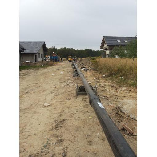 System rur i kształtek do wody TT PE DIREXIONAL z żeliwa sferoidalnego – Mikołów, ul. 22 lipca