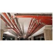 System odprowadzający wodę deszczową z dachu