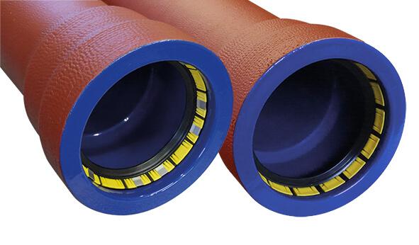 System rur i kształtek do ścieków TOPAZ z żeliwa sferoidalnego