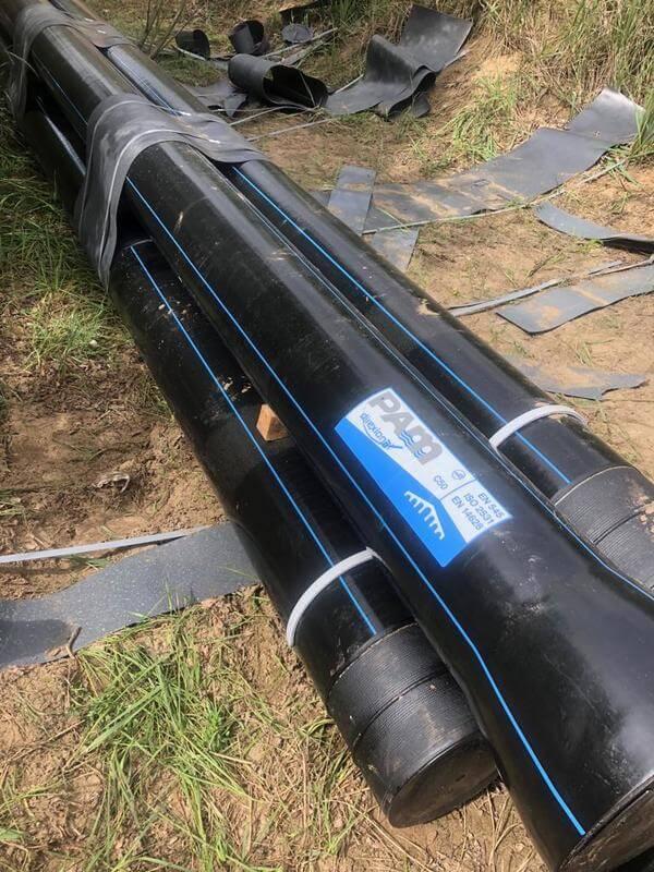 System rur i kształtek do wody TT PE DIREXIONAL z żeliwa sferoidalnego – Bydgoszcz, ul. Ebehardta/Wulffa