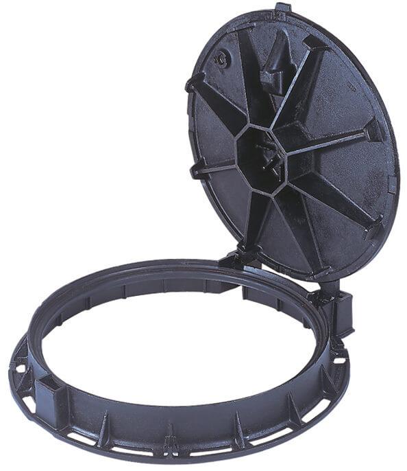 Właz PAMREX® 600 z żeliwa sferoidalnego